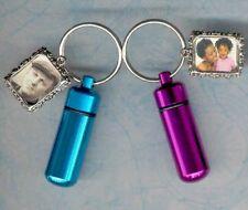 JJ,Cremation Jewelry,Small Urn,Keepsake Urn,Cremation Urn,Key Chain Urn