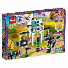 41367 LEGO Friends Stephanie's Horse Jumping 337 Pieces Age 6+ New Release 2019!