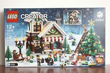 Lego Holiday Christmas Set 10249-1 Winter Toy Shop brand new in box - unopened!