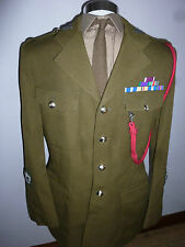 "YORKSHIRE REGIMENT ARMY NO.2 UNIFORM CHEST 104CM 41"" BRITISH ARMY ISSUE"