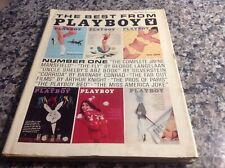 1964 THE BEST FROM PLAYBOY hardcover;Jayne Mansfield,Miles Davis,Vargas,MORE!