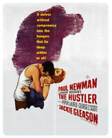 The Hustler Blu-Ray (2014) Paul Newman, Rossen (DIR) cert 15 ***NEW***
