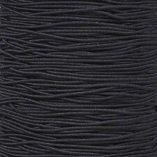 Stretch Elastic Beading Thin Cord Mala String Colored Nylon Coated Thread 1.5mm