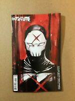 Future State Teen Titans #2 NGUYEN Variant Red X DC 2021