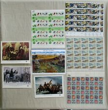 8 US STAMPS Sheets US Postage MINT-UNUSED MNH $24.39 Face Value