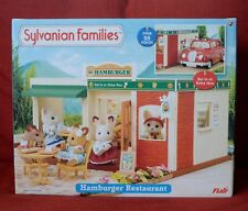Sylvanian Families HAMBURGER RESTAURANT Flair Calico Critters