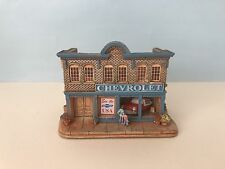 Lilliput Lane (L2219) SEE THE USA IN YOUR CHEVROLET America's Favourites - Boxed