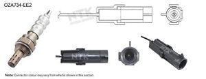 NGK NTK Oxygen Lambda Sensor OZA734-EE2 fits HSV Senator VP 5.0 V8 (180kw)