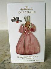 Hallmark WIZARD OF OZ Glinda the Good Witch 2011 Christmas Ornament