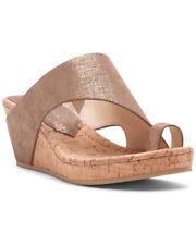 Donald Pliner Gyer2 Leather Wedge Sandal Women's