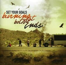 Set Your Goals - Burning at Both Ends [New CD]