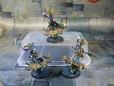 Tzaangor Skyfires Painted Age of Sigmar Disciples of Tzeentch (W302)