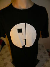 retro vtg style reprint BAUHAUS band logo t shirt men's medium Joy Division goth