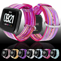 22mm PU Wrist Band Strap Belt Replacement For Fitbit Versa Watch Bracelet New