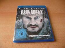 Blu Ray The Grey - Unter Wölfen - Liam Neeson - 2012