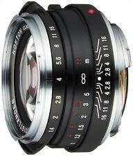 VoightLander single focus lens NOKTON classic 40 mm F1.4 131507 NEW