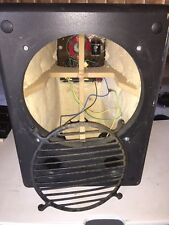 """Tannoy Cpa12 CPA-12 Dual Concentric 12"""" Speaker Cabinet And Crossover"""