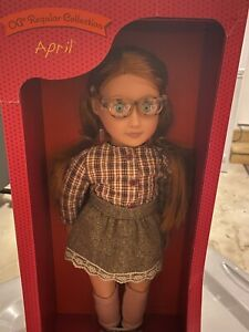 Our Generation April Doll