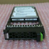 "Fujitsu Eternus 900GB 10K 2.5"" SAS 6Gb/s Hard Drive HDD CA07670-E653 DX200 S3"
