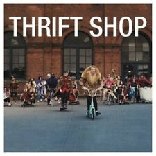 MACKLEMORE & RYAN LEWIS - THRIFT SHOP (2TRACK)  CD SINGLE  HIP HOP / RAP  NEU