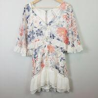 INDIKAH | Womens Boho Print Dress  [ Size AU 8 or US S ]