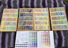 Schmincke Artist Soft Pastels In Custom Wooden Box New Used assortment 180 Count
