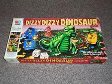 DIZZY DIZZY DINOSAUR :1987 VINTAGE EDITION BY MB GAMES - (FREE UK P&P)