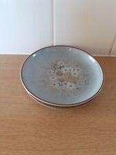 Denby Reflections Tea Plates x 2
