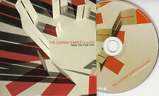 THE COOPER TEMPLE CLAUSE Make This Your Own 2006 UK 11-track promo CD