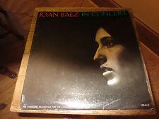 JOAN BAEZ IN CONCERT,  VRS-9122,  VINYL RECORDS LP