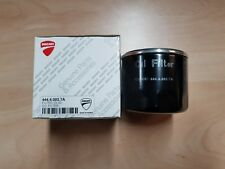 Genuine Ducati Spare Parts Oil Filter Cartridge, Fits Most Models, 44440037A