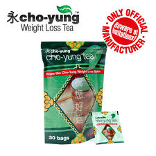 Cho Yung - Weight Loss Tea - 30 Tea Bags - FLAT TUMMY TEA TEATOX