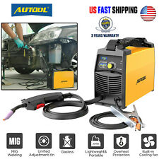 Mig Welding Machine Gas Less Inverter Welding Automatic Feed Wire Core Welder