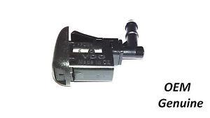 BMW 3 Series E46 Windshield Washer Nozzle Front Window - 61667056732 Genuine OEM
