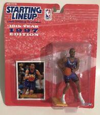 1997 DAMON STOUDAMIRE Toronto Raptors starting lineup Basketball NBA