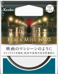 New KENKO 62mm Black Mist No. 05 Soft Effect Filter Made in Japan Kenko-Tokina
