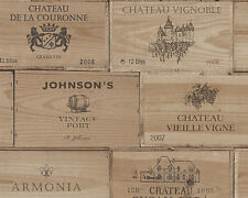 as Creation Wallpaper Authentic Walls 30477-1 Wooden Crates Boxes Fleece