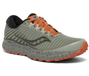 Saucony Men's S20558-25 Guide 13 TR Running Shoe, Green Size 9