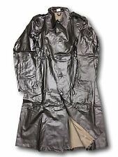 Swedish Army Vintage Officers Rubber/Pvc Coats, Rare, New Good sizes