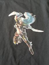 League Of Legends Katarina T-Shirt Sinister Blade Large L