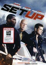 Set Up [DVD] DVD, Ryan Phillippe, Bruce Willis,