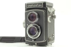 [MINT] Yashicaflex YASHICA Model A 120 6x6 TLR Twin Lens Film Camera From Japan