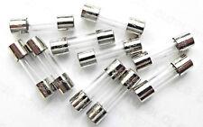 Fuse 5a  20mm  Fast Quick Blow Glass  F5a L 250v   x10pcs