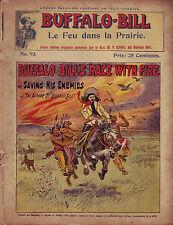 Buffalo Bill ! Le feu dans la prairie ! N°93 !