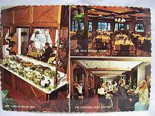 Crescent Lodge Pocono Mountains PA Cresco  postcard