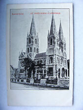 Cork St. Finn Barr's Cathedral Emerald c.1905 Irish Pictorial Post Card Co.