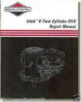 briggs and stratton repair manual free