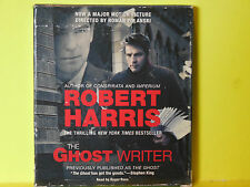 """The Ghost Writer"", By Robert Harris (CD's,2007, Abridged)"