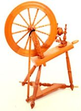 Spinning Wheel Woodworking Blueprint Plan