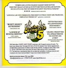 (AC274) The Kingsize Five, Big Sis Little Sis - DJ CD